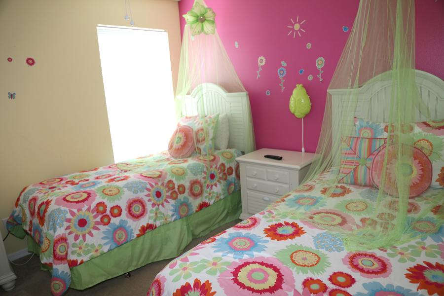upstairs girls twin room