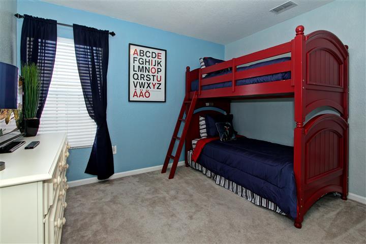 Boys Bedroom (2nd floor)