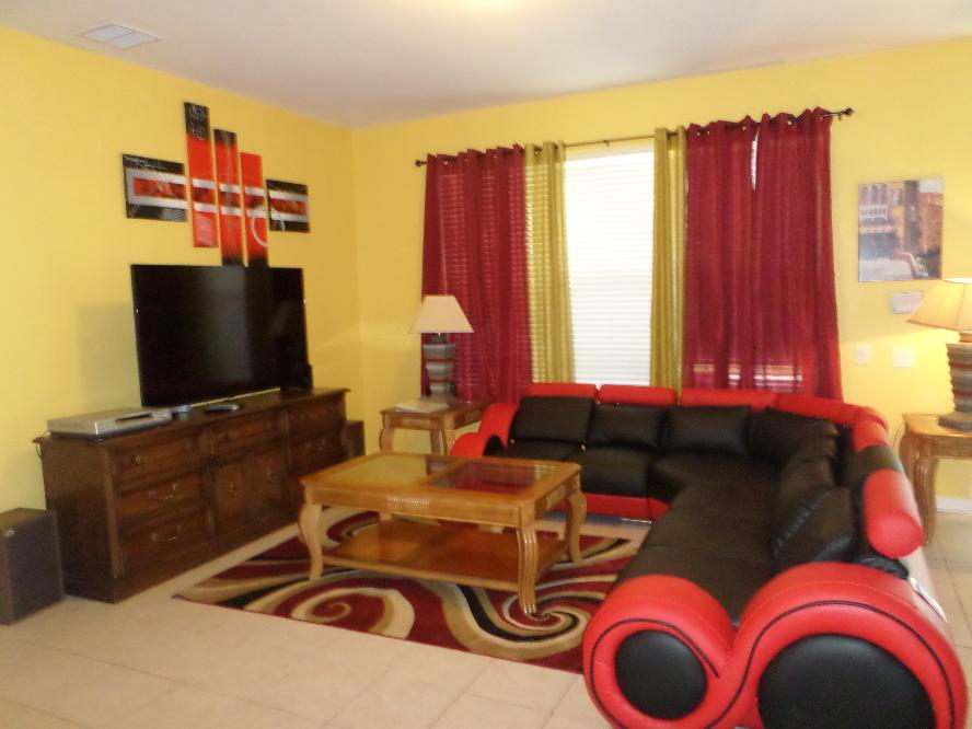 modern new living room