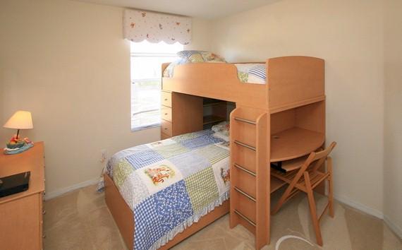 Twin Bedroom No. 2