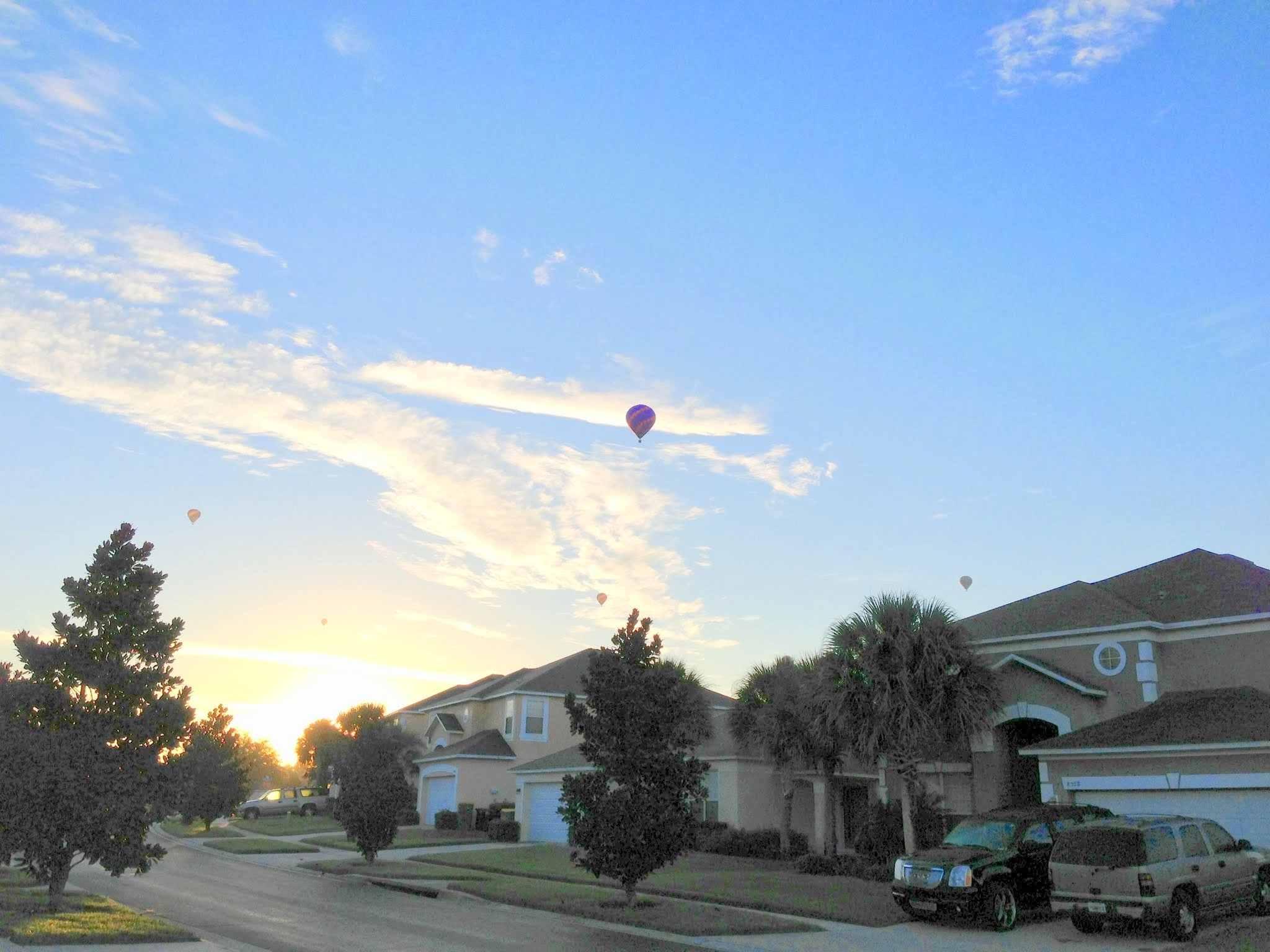 A typical Florida Morning