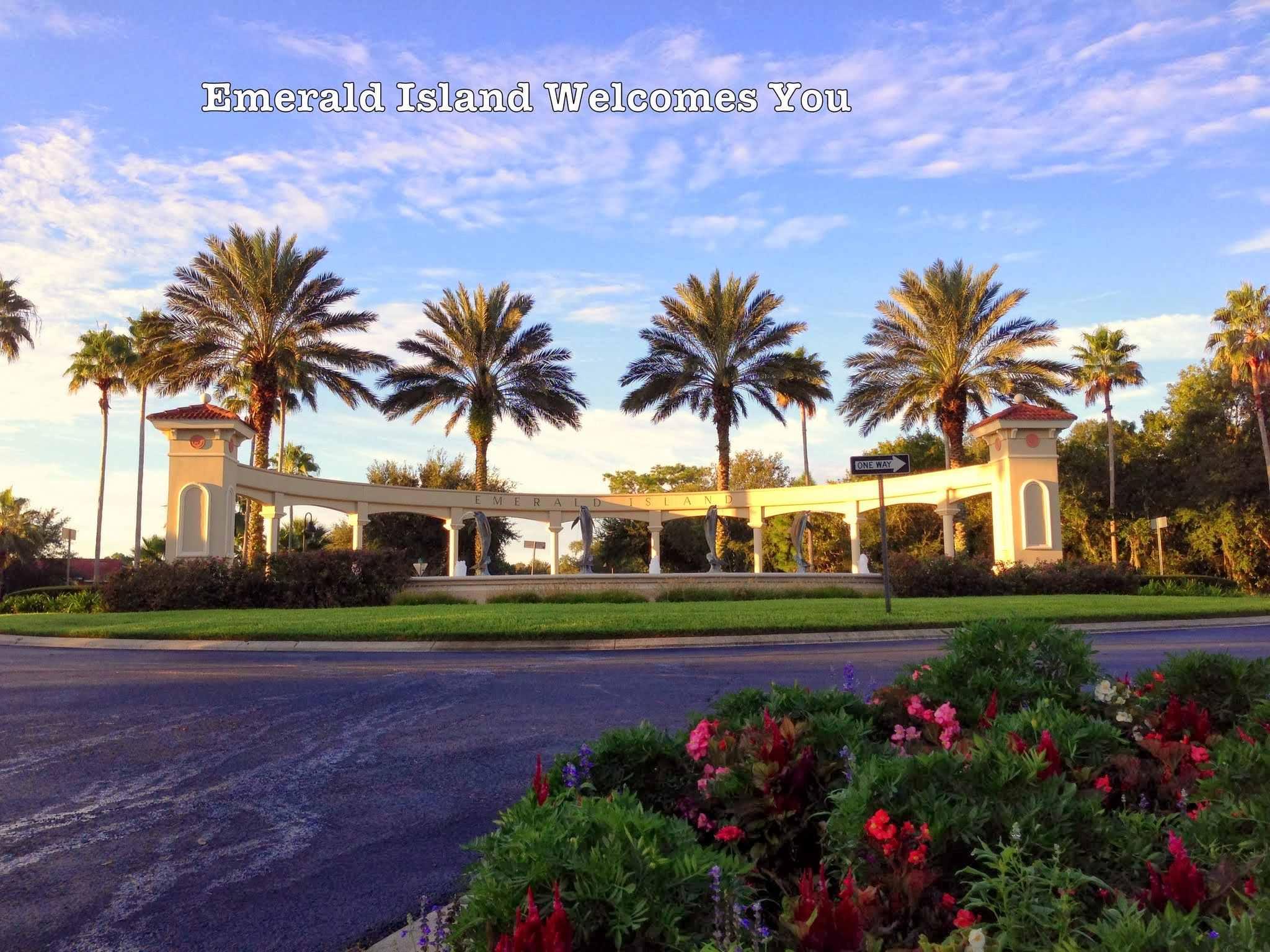 Emerald Island Resort Welcomes You