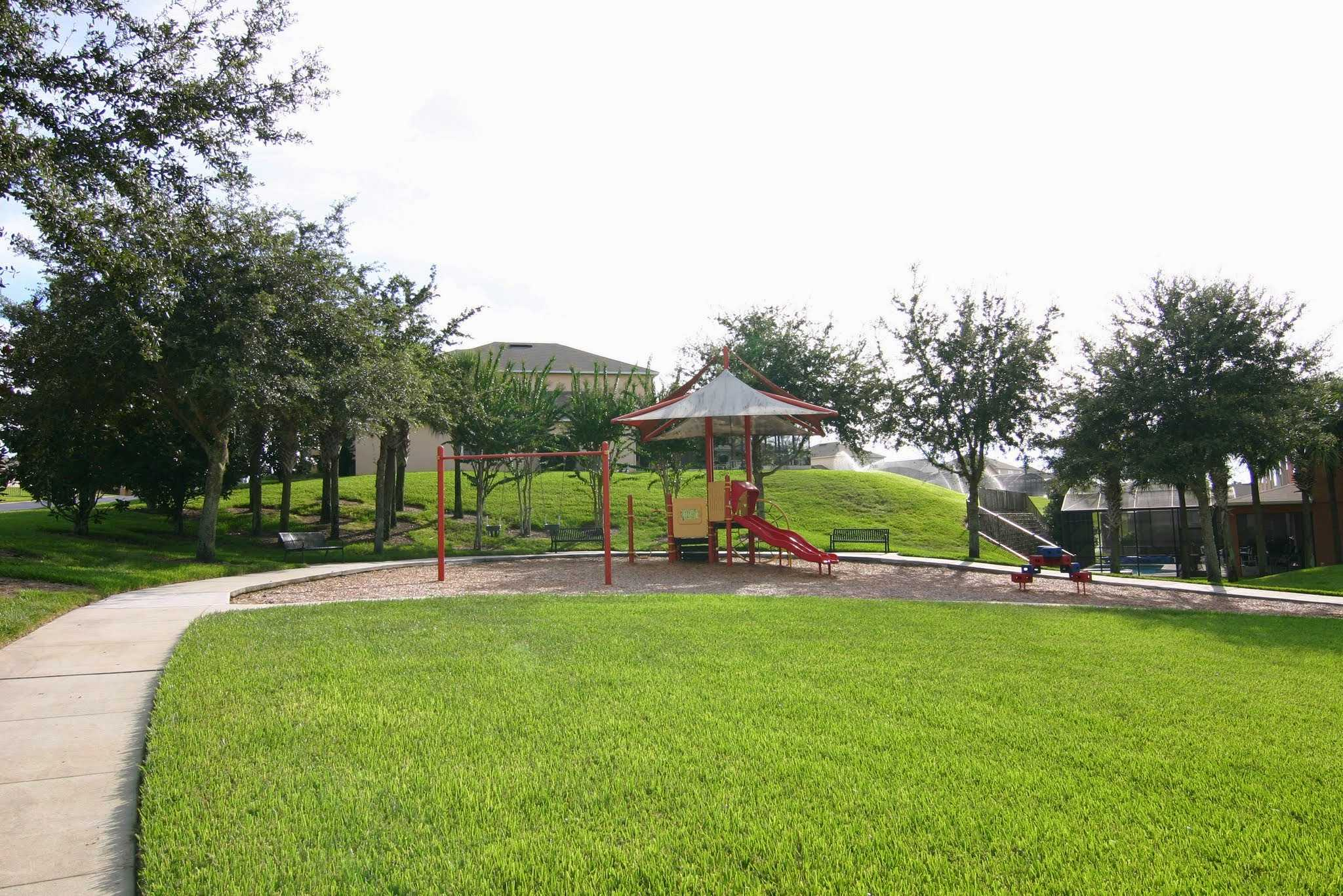 Playground for the little ones