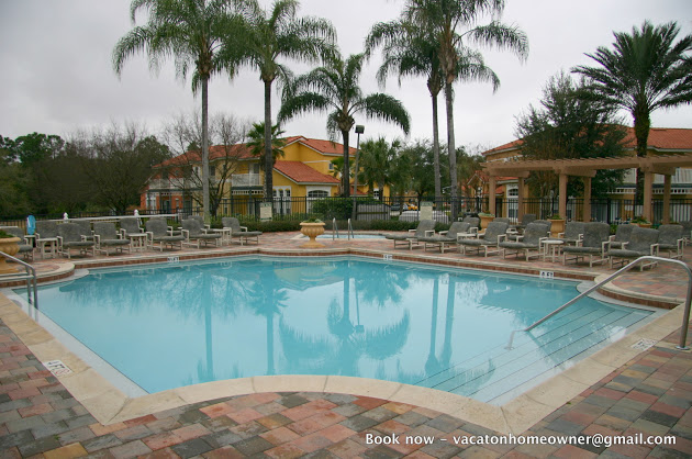 Community Clubhouse Pool